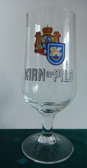 Bierglas Biertulpe Bierpokal KIRNer Pils