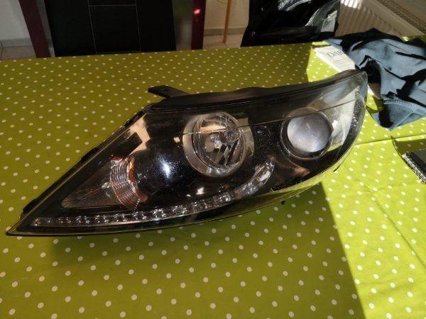 Orig Scheinwerfer Xenon LED TFL