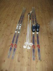 Langlauf Skier 2Paar