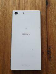 Sony Xperia M5 weiß Top