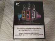 Kupbox E Zigarette Starter Set