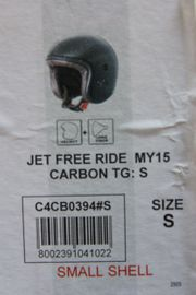 Caberg Carbon Helm Größe S
