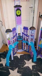 Monster High Barbie Riesen Schloss