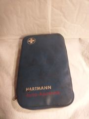 Biete alte Hartmann Auto Apotheke