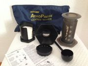 Neuer Aero Press Kaffeebereiter- magenschonender
