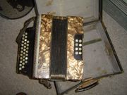 Hohner Knopfharmonika Viktoria