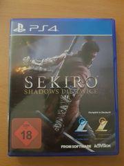 Sekiro für PS4 Playstation