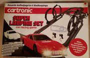 Cartronic Autorennbahn mit 4 Super-Steil-Loopings