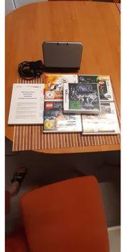 Nintendo DS 3XL mit Spielen