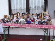 Viele Puppen