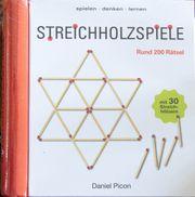Streichholzspiele-spielen-denken-lernen-Daniel Picon Neu