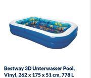 Planschbecken Pool Bestway 262x175x51