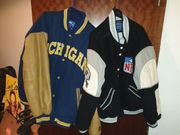 College Jacken NFL Raider und