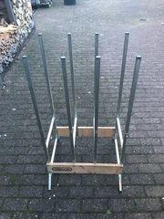 Schneidebock für Holz