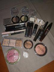 verschiedene kosmetikprodukte