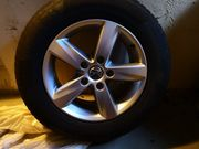 VW Touareg Winterkompletträder Continental Winter