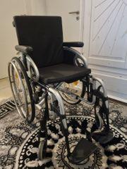 SOPUR Rollstuhl Easy 160i abzugeben