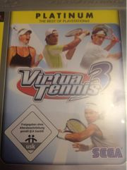 Virtua Tennis 3 für PlayStation