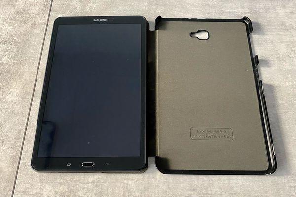 Samsung Galaxy Tab6A 10.1 LTE T580 32GB schwarz Tablet
