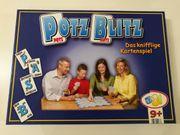 Gesellschaftsspiel Potz Blitz