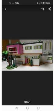 verkaufe große Playmobil Villa