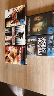 Prison Break alle 5 Staffeln