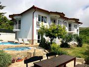 Villa mit Meerblick Doppelhaus mit