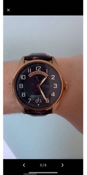 Torgoen T29 Swiss watch