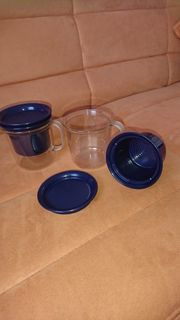 2 Tupperware Thermo Teetassen mit