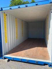 Lager Container f Möbel Hausrat