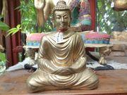 Buddhafigur in Freiburg