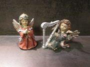 Zwei Weihnachtsengel Engel Weihnachtsdekoration