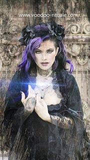 Fluchauflösung Voodoo Magie Hexen