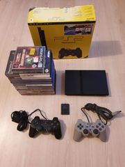 Playstation 2 Slim LCD-TV