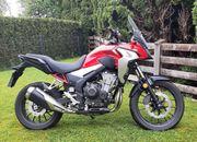 Honda 500XAM Bj 2021 EZ
