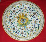 Wandteller Keramik
