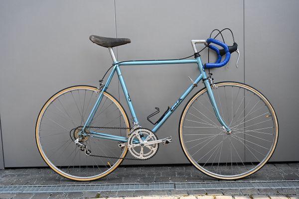 Rennrad Enik Vintage nicht verbastelt
