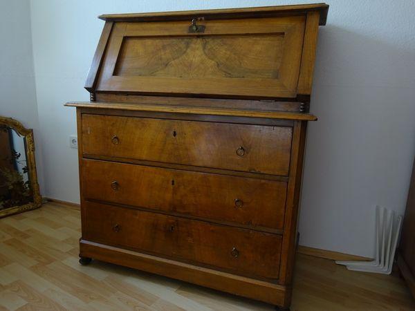 Sekretär Um 1860 In Mannheim Sonstige Möbel Antiquarisch Kaufen