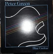 LP Peter Green Blue Guitar