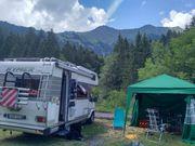Wohnmobil C25 Hymer Camp 55