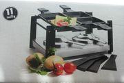 Raclette Grill 11 teilig für