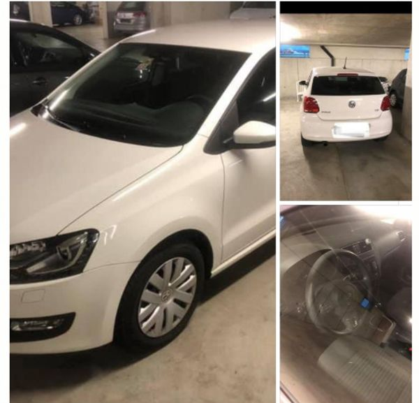 VW Polo 1 2