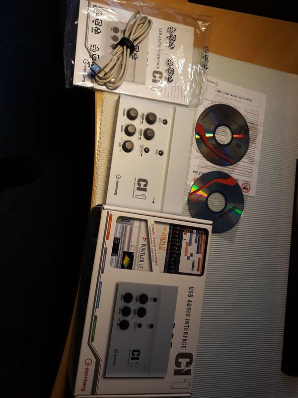 Steinberg Cl1 USB Audio Interface