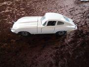 Modellauto Jaguar E