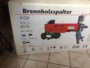 Brennholzspalter BHS 520