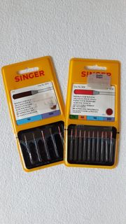 SINGER - Nadeln für Leder und
