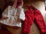 Warme Kinderkleidung Gr 68-86