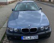 BMW e39 5er Limousine Facelift