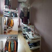 Keiderschrank Garderobe Algot IKEA