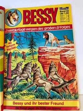 Comics, Science fiction, Fantasy, Abenteuer, Krimis, Western - Bessy Comics